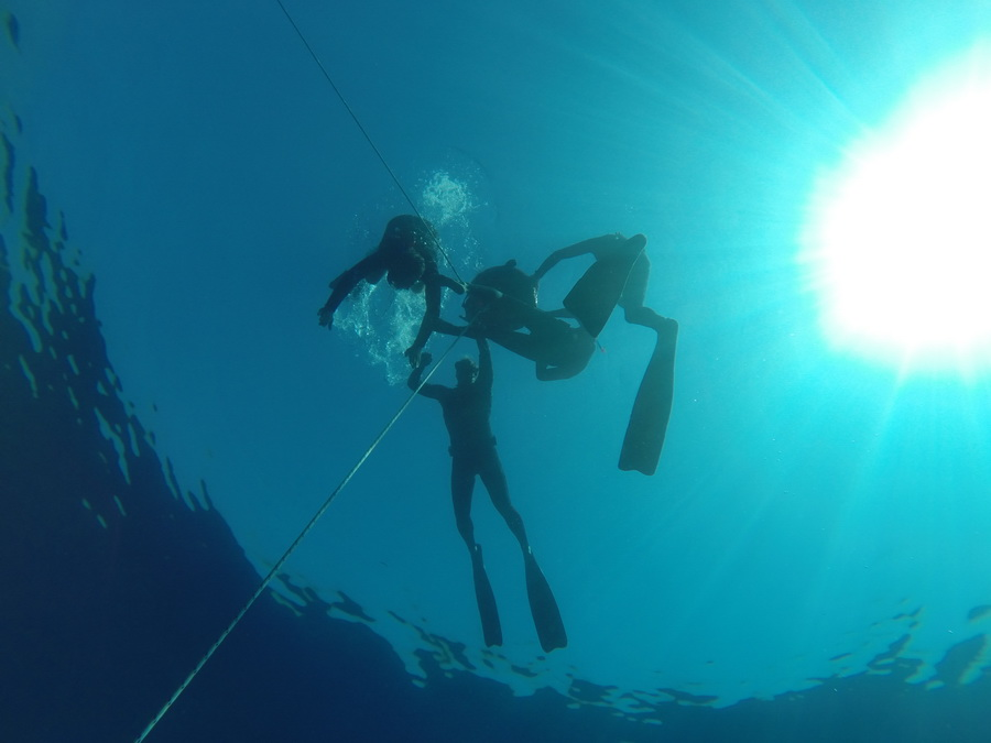 Finishing the Freediving Season