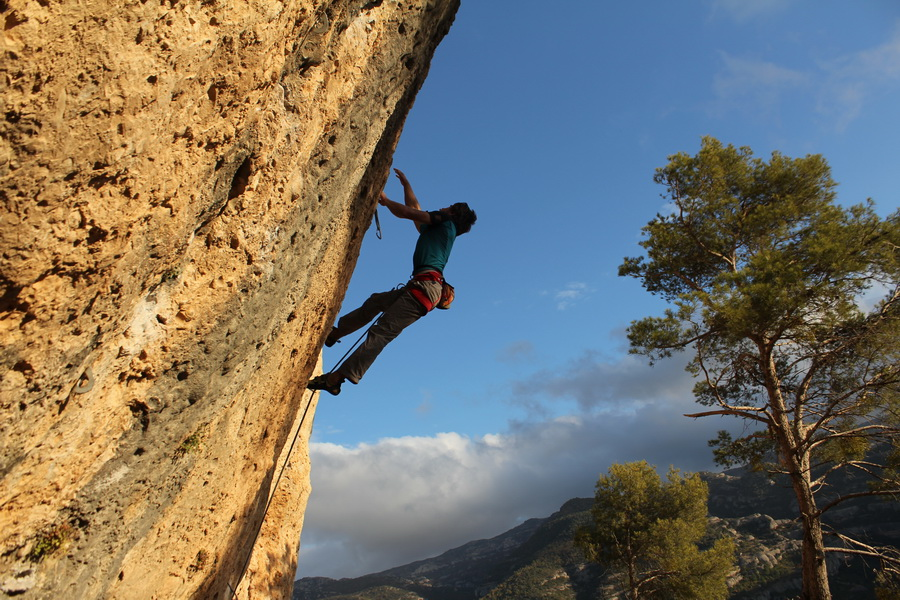 Catalunia – climbing paradise in Siurana and Margalef